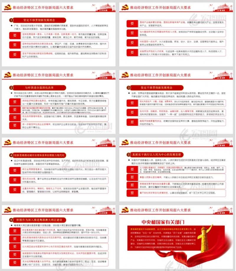 学习总书记在深圳经济特区建立40周年庆祝大会上的重要讲话精神党课讲稿PPT